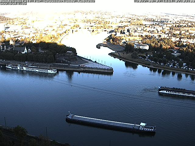 WebCam Deutsches Eck