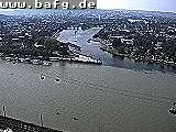 Rhein und Mosel am Deutschen Eck in Koblenz